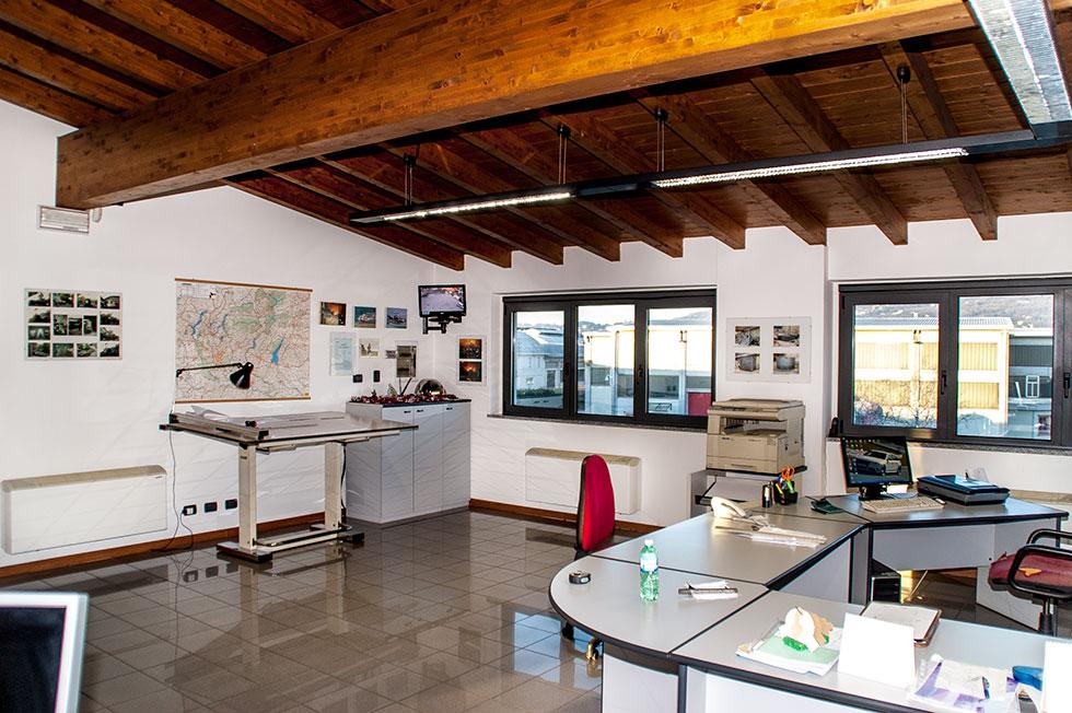 Uffici - Carpenteria Maggioni